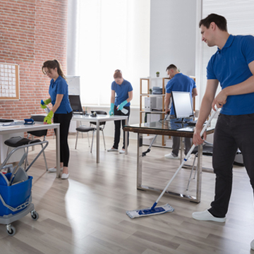 Commercial Cleaning Companies Peoria IL