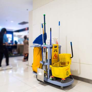 Commercial Janitorial Services Peoria IL