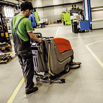 Industrial Cleaning Company Peoria IL