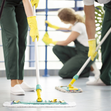 Cleaning Companies Peoria IL