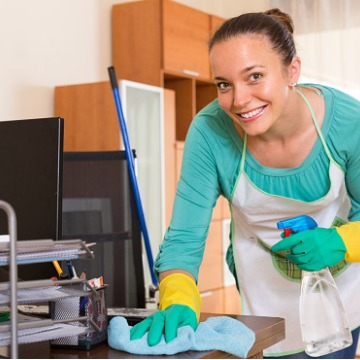 Business Cleaning Services Peoria IL