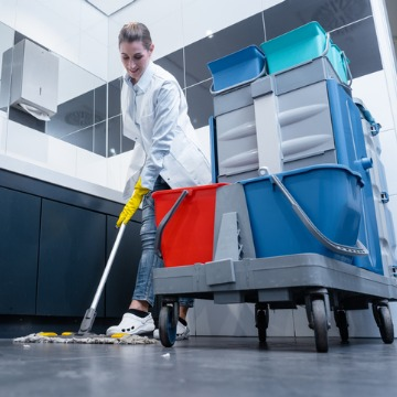 Cleaning Services East Peoria IL