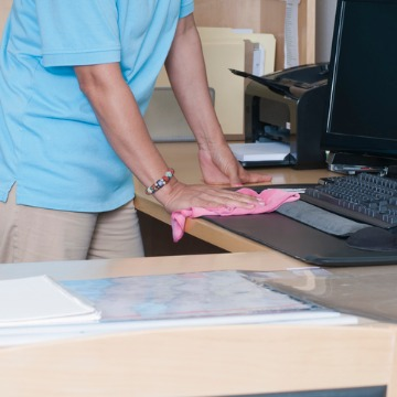 Corporate Cleaning Service Peoria IL