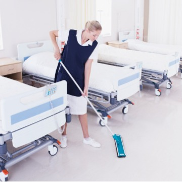 Healthcare Cleaning Service Peoria IL